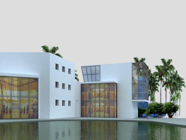 Villa 276 3D Model
