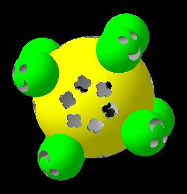 Dice8 3D Model