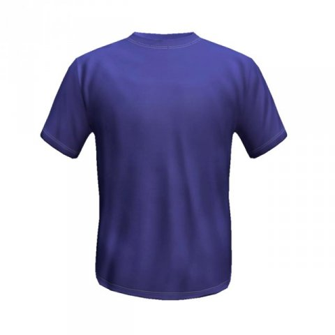 Blue TShirt 3D Model in Clothing 3DExport 23ad6bd17aff