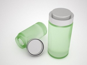 Jars with Childproof lid