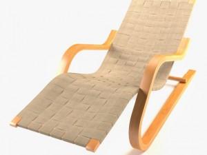 Alvar Aalto lounge chair