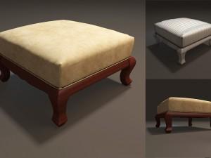 Footrest Furniture