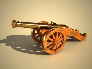 Cannon Miniature