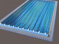Olympic Swimming Pool Model