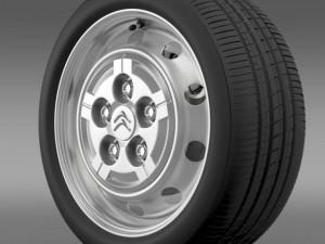 Citroen Jumper Van wheel