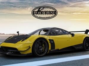 Pagani Huayra BC 3D Model. Markosdesign. Sport Cars
