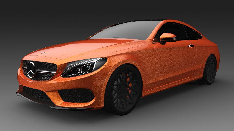 Mercedes benz coupe models