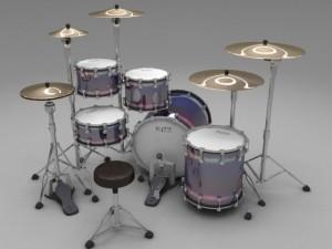 Drum kit buzz
