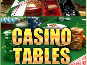 Casino Tables Roulette Poker Blackjack