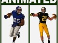 American Football Players Pack