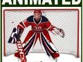 Hockey Player Goalkeeper CG