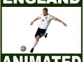 Soccer Player England CG
