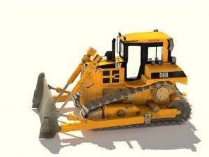 Caterpillar D6R3
