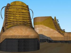 Boot Desert Military