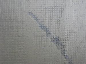 Styrofoam wall