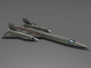 SR71 Blackbird