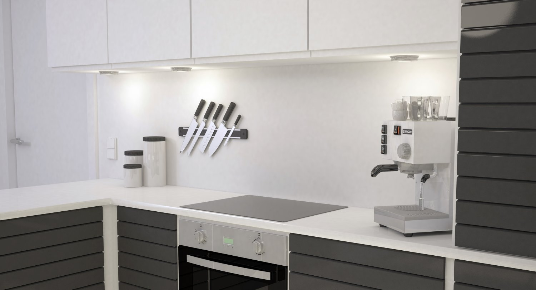 Modern Kitchen Interior 001 3d Model In Kitchen 3dexport