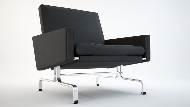 PK31 Design Chair 3D Model