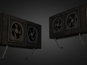 Air condition Unit 01