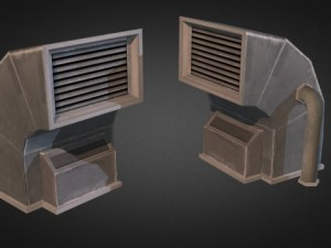 Air condition Unit 04
