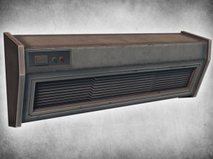 Air condition Unit 06