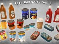 Food Collection Vol 1