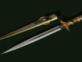 Spider king dagger