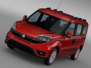 Fiat Doblo 152 2015