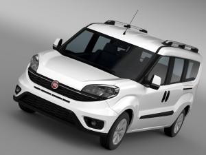 Fiat Doblo Maxi 152 2015