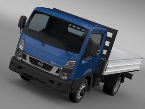 Nissan NT400 Tipper 2016
