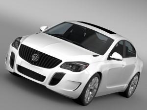 Buick Regal GS 2015