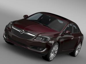 Opel Insignia Hatchback ECOFlex 2015