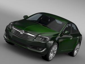 Vauxhall Insignia ECOFlex 2015