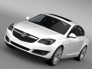 Vauxhall Insignia Hatchback ECOFlex 2015