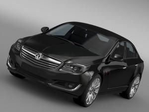 Vauxhall Insignia Turbo 2015