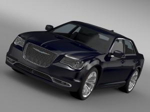 Chrysler 300C Platinum AWD LX2 2016
