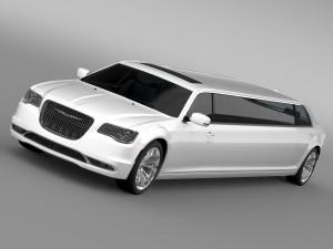 Chrysler 300C Platinum Limousine LX2 2016