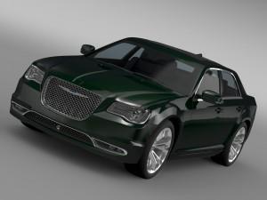 Chrysler 300C Platinum LX2 2016