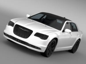 Chrysler 300S AWD LX2 2016