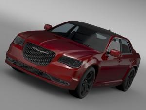 Chrysler 300S LX2 2016
