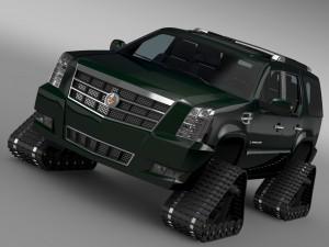 Cadillac Escalade Crawler