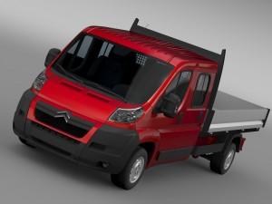 Citroen Jumper Crew Cab Truck 2009-2014