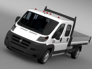 Ram Promaster Cargo Crew Cab Truck 2015