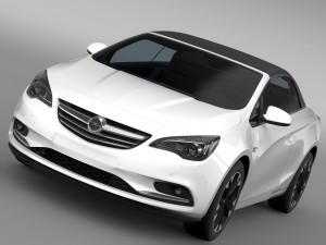 Opel Cascada 2016