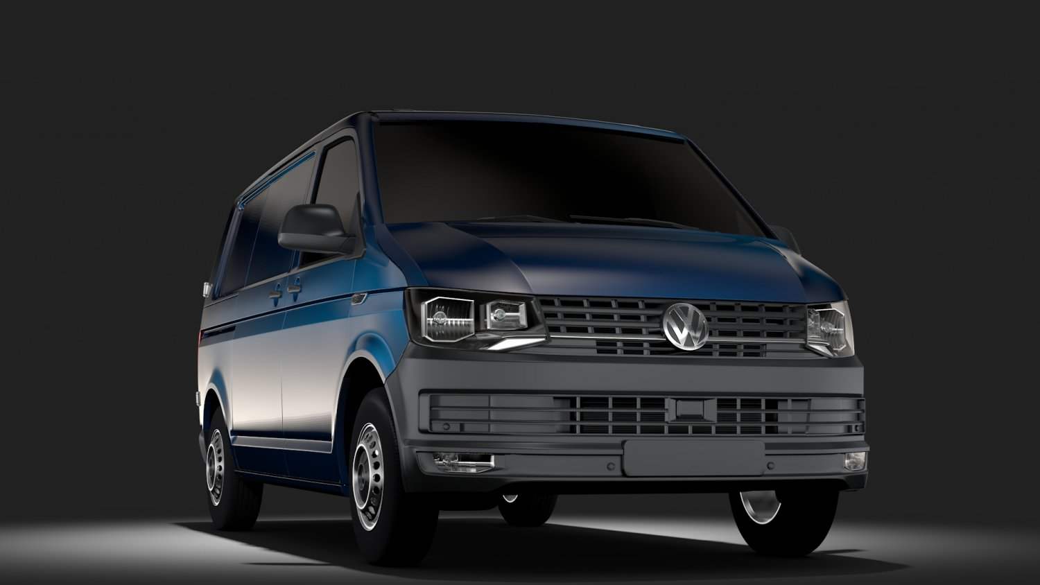 Volkswagen Transporter Van L1h1 T6 2017 Model In And Minivan Export