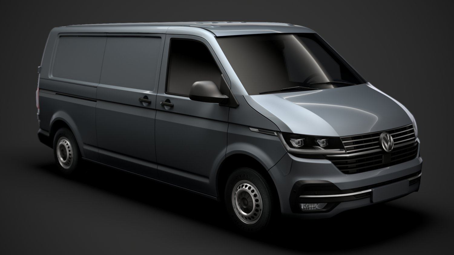 2020 Volkswagen Transporter Research New