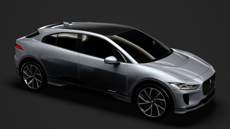 Jaguar I Pace EV400 ADW S 2019 3D Model in Sport Cars 3DExport