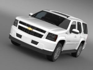 Chevrolet Tahoe Hybrid 2012
