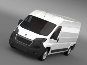 Peugeot Boxer Van L3H2 2014