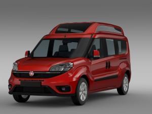 Fiat Doblo HighRoof Maxi 263 2015